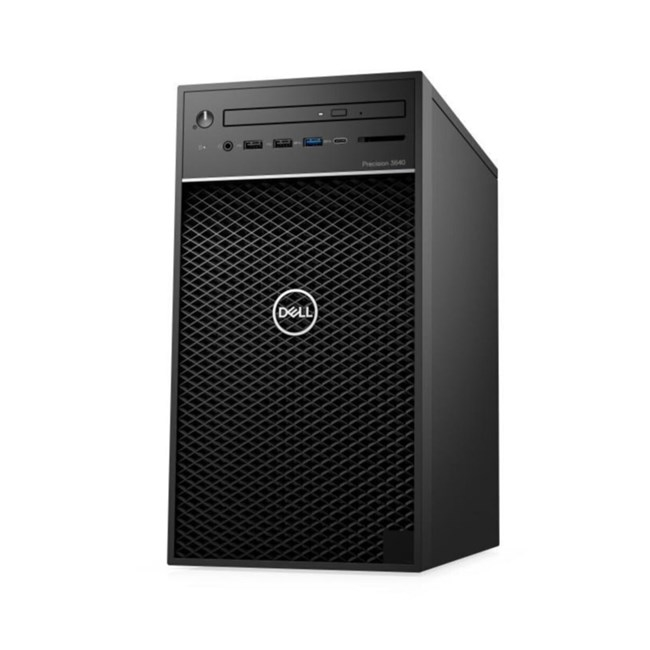 DELL PRECISION T3640 W-1270-2 16GB 1TB+512GB SSD 8GB NVIDIA RTX4000 WIN10 PRO WORKSTATION